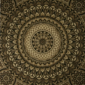Mandala Tempelj - Jana Pucelj