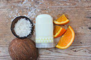 Naravna kozmetika - naravni deodoranti