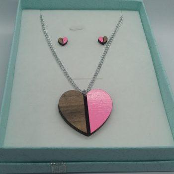 Srce komplet nakita